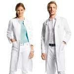 Gesundheit und Pflege - Arztkittel