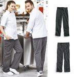 Unisex Koch- und Servicehose