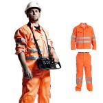Warnschutzkleidung - Bundjacke und -hose