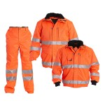 Warnschutzkleidung - Winter-Warnschutz